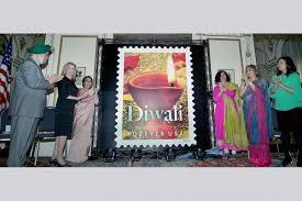 Outlook Photo Gallery : (L-R) Ambassador Hardeep Singh Puri, Congresswomen  Carolyn B. Maloney, NY Consulate General Riva Ganguly Das, Pritha Mehra, VP  Mail Entry USPS, Ranju Batra Chair Stamp Committee, and Congresswomen