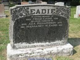 Frederick Eadie (abt.1869-abt.1942) | WikiTree FREE Family Tree