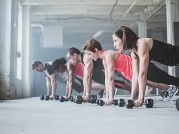 push pull strength training routine
