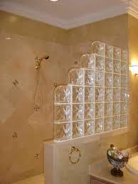 glass block bathroom by ron timpanaro