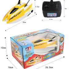 4 channels RC Boats Plastic Electric Remote Control Speed Boat Twin |  Cyberoferta