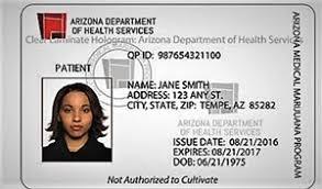 get an arizona cal card