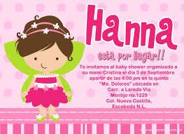 10 Invitaciones Para Baby Shower Nina Y Nino Baby Shower