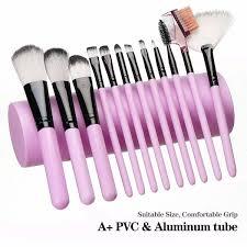 china premium makeup brush sets 12 pcs