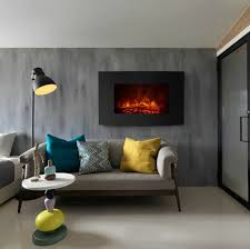 h5000 electric fireplace heater