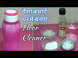 diy homemade floor cleaner how to make