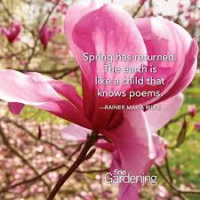 ten of the best spring quotes finegardening