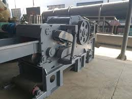 drum type large wood chipper machine