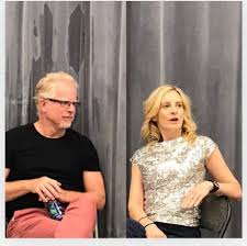 """Wednesday Martin PhD on Twitter: """"Last night @ThatChrisRyan and I wore our  pink pants and sequins to talk to @OpenLoveNY about #sexatdawn  #untruethebook and the monogamy industrial complex. Thanks to those who"""