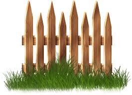 Download Wooden Garden Fence With Grass Png Clipart Garden Fence Clipart Png Png Image With No Background Pngkey Com