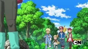 Pokemon XYZ Episode 3 English Dub HD - video dailymotion