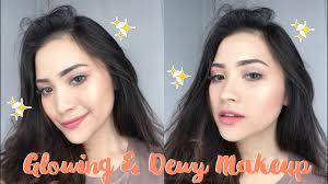 makeup untuk kulit kering flawless