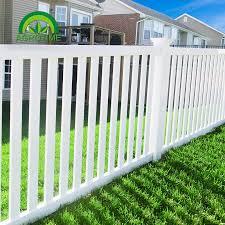 Pvc Garden Picket Fence White Vinyl Fence Astm Standard Buy Vinyl Pvc Garden Picket Fence Panels Astm Standard Picket Fence Garen Picket Fence Product On Alibaba Com
