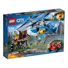 Đồ chơi Lego City Trực Thăng Cảnh Sát Đặc Nhiệm