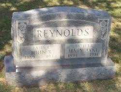 John Wesley Reynolds (1889-1944) - Find A Grave Memorial
