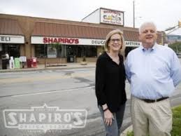 Polly Campbell visits Indy's flagship delicatessen. - Shapiro
