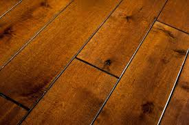 real wood flooring vs laminate which