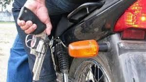 Resultado de imagem para moto tomada de assalto