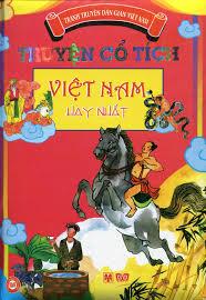 Truyện cổ tích Việt Nam hay nhất-Truyen co tich Viet Nam