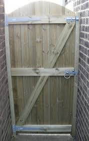 How To Build A Wooden Fence Gate That Won T Sag Quora