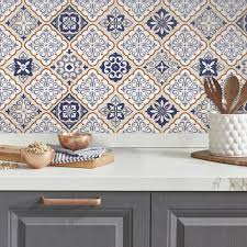 Geometric Wall Decals Wall Decor The Home Depot