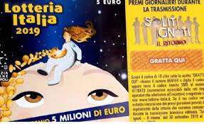 Lotteria Italia: tutti i biglietti vincenti di terza categoria