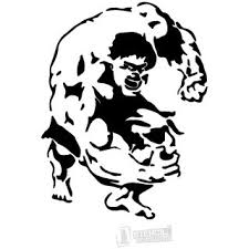 Buy Unique Designer Vinyl Car Sticker Decal For Sides Black Hulk Online 149 From Shopclues