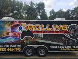 Mobile Video Game Party Bus ...