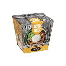 Asia Box - Yasemin Pirinçli Tikka Masala Soslu Tavuk