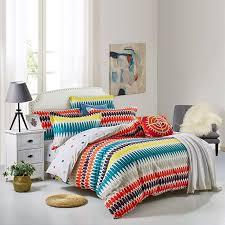 chevron bedding