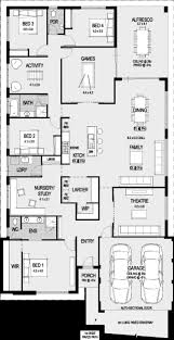 best house floor plan with dimensions
