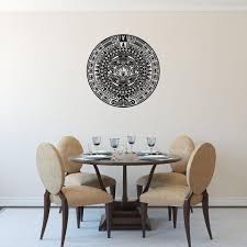 Maya Calendar Wall Decal Style And Apply