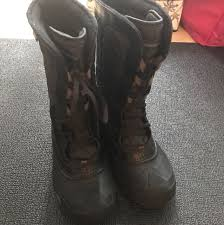 authentic north face boys boots women
