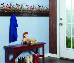Dk5800bd Disney Kids Toy Story Toy Chest Wallpaper Border Us Wall Decor
