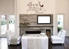 Love Like Wine Gets Better With Time Wall Decal Michigan Decals Michigan Apparel Michigan Clothing