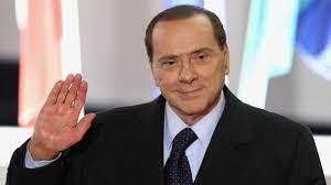 Silvio Berlusconi lascia il Palazzo del