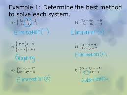 6 5 applying systems of linear equation