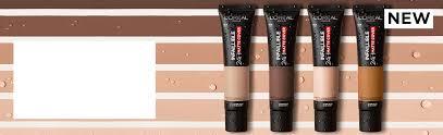 l oréal paris makeup skincare
