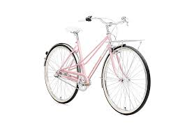 creme caferacer lady uno pearl pink