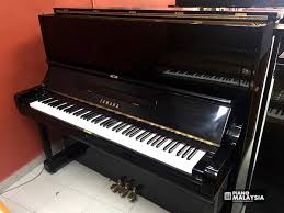 yamaha u3h upright piano view piano