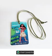 Personalizado De Princesa De Disney Frozen Vip Cordon Para Fiesta