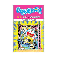 Doraemon - Vol.13 Nobita Và Mê Cung Thiếc (Truyện Dài) (Tái Bản ...