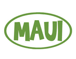 Maui Vinyl Window Decal Lime 4x7 Hawaii Surfing Surf Ebay