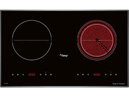 Bếp từ Canzy CZ 65BS mang lại hiệu quả sử dụng cao, lắp âm sạch sẽ