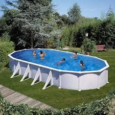 oval above ground atlantis pool