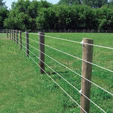 Raceline Flex Fence Coated Wire Ramm Horse Fencing Stalls Horse Fencing Ranch Fencing Wire Fence