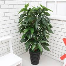 90cm artificial tree real touch plastic