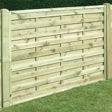Kdm Square Horizontal Fence Panels Solihull Tel 01564 702314