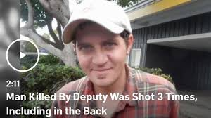 Petition · Nicholas Bils, a man with mental health issues, shot in back by  Sheriff Aaron Russell. · Change.org