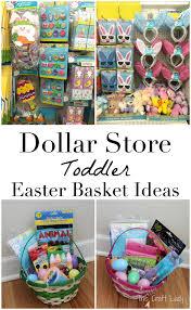 dollar easter basket ideas